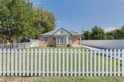 Fort Worth Single Family Home For Sale: 5908 Libbey Avenue