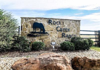 Crowley Residential Lots & Land Active Kick Out: 10900 W Rocky Creek Road #Lot 35