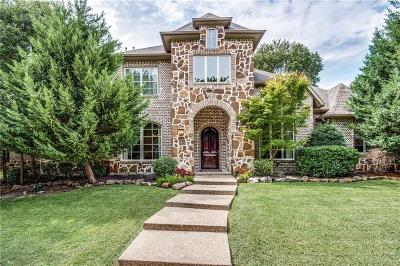 McKinney Single Family Home Active Option Contract: 2301 Brandywine
