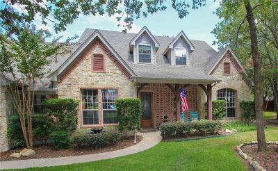 Weatherford Single Family Home Active Option Contract: 1008 Meadow Lark Lane