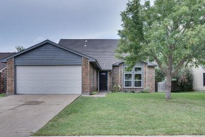 Forney TX Single Family Home For Sale: $209,000