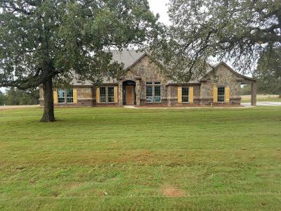 Weatherford Single Family Home For Sale: 101 Tall Grass Court