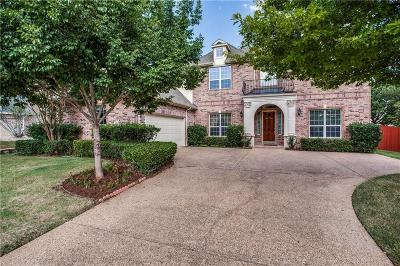 Richardson Single Family Home For Sale: 3204 Tearose Drive