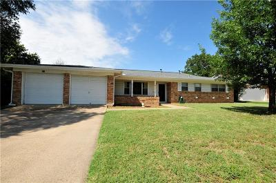 Bedford, Euless, Hurst Single Family Home For Sale: 424 Fieldwood Terrace