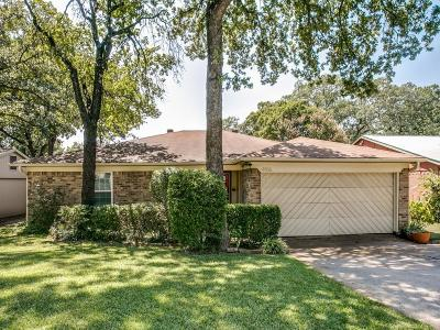 Arlington Single Family Home For Sale: 4916 Crest Drive