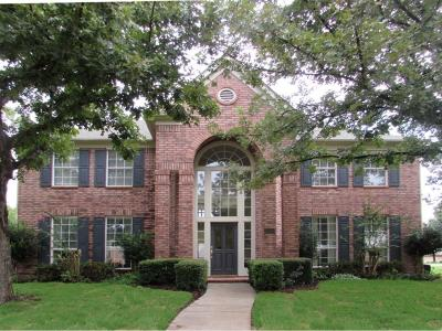 Flower Mound Single Family Home For Sale: 3600 Acton Drive