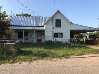 Mineral Wells TX Single Family Home For Sale: $45,000