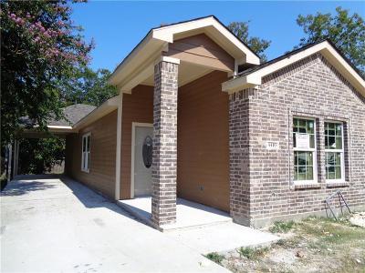 Dallas Single Family Home For Sale: 4410 Cardinal Drive