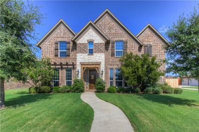 Frisco Single Family Home For Sale: 12350 Botanical Lane