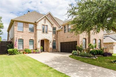 Flower Mound Single Family Home For Sale: 4708 Christopher Court