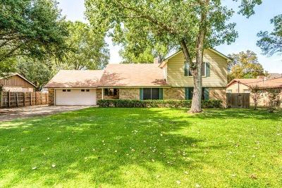Grapevine Single Family Home For Sale: 2116 Ridge Lane