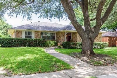 Dallas Single Family Home For Sale: 6171 Saratoga Circle