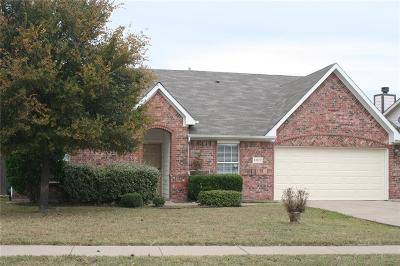 Forney Single Family Home For Sale: 1202 Warrington Way