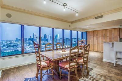 Dallas Condo For Sale: 3030 McKinney Avenue #2201