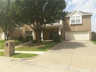 Keller Single Family Home For Sale: 2114 Rustic Ridge Drive