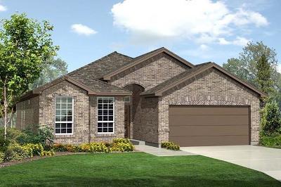 Denton Single Family Home For Sale: 4316 Poppy Valley Lane