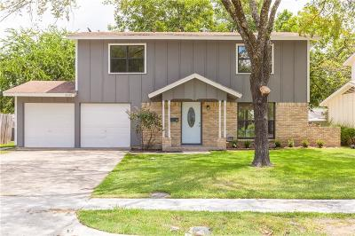 Mesquite Single Family Home For Sale: 3520 Byrd Drive