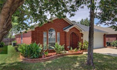 Fort Worth Single Family Home For Sale: 209 Shadow Grass Avenue