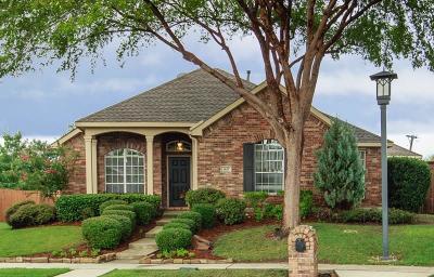 Frisco Single Family Home For Sale: 1617 Carson Lane