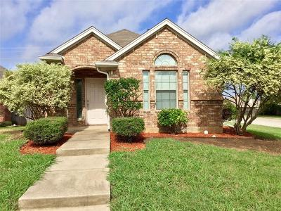 Azle Single Family Home For Sale: 647 Stribling Circle