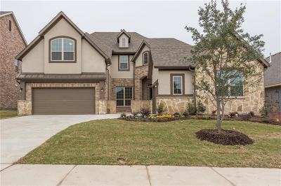McKinney Single Family Home For Sale: 1004 Bull Crrek