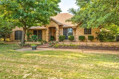Keller Single Family Home For Sale: 601 Valle Vista Court