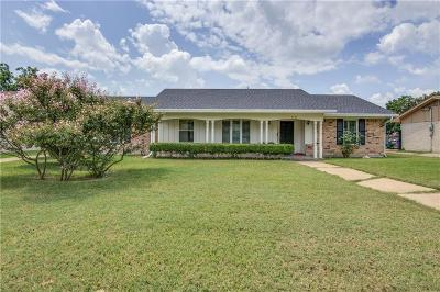 Single Family Home For Sale: 3434 Pine Tree Circle