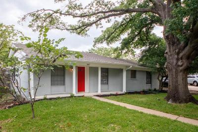 Irving Single Family Home For Sale: 3917 Twin Falls Street