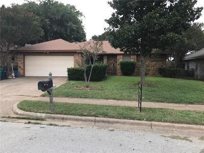 Watauga Single Family Home For Sale: 6421 Whitehurst Drive