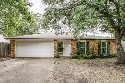 Plano Single Family Home For Sale: 3400 Tarkio Road