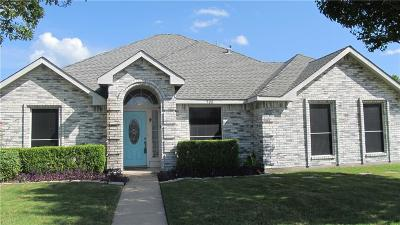 Forney Single Family Home For Sale: 900 Concord Street