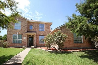 Forney Single Family Home For Sale: 1109 Buckingham Drive