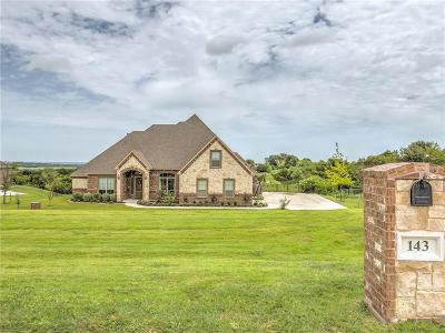 Aledo Single Family Home For Sale: 143 Rancho Vista Drive