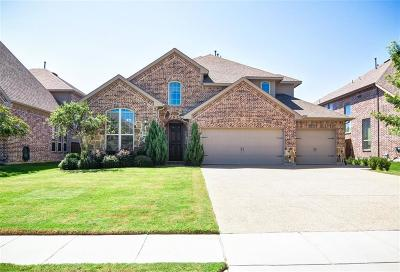 Prosper Single Family Home For Sale: 941 Tumbleweed Drive