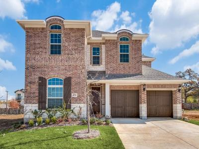 Creekside At Colleyville Single Family Home For Sale: 4729 Lafite