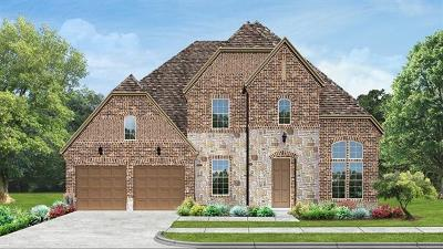 The Colony Single Family Home For Sale: 7820 Ivey