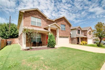 Single Family Home For Sale: 4801 Leaf Hollow Drive