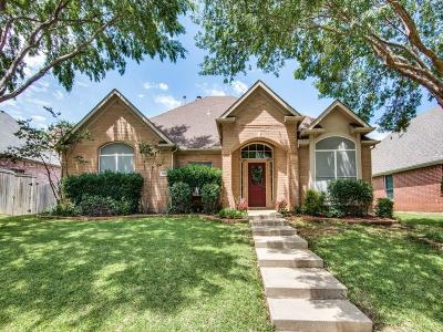 Flower Mound Single Family Home For Sale: 1608 Bar Harbor Drive