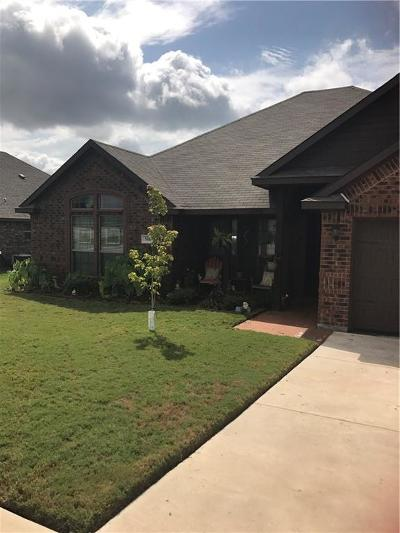 Weatherford Single Family Home For Sale: 506 Lockwood Lane