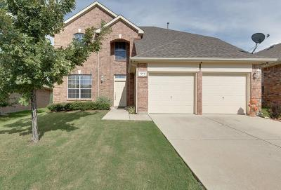 Fort Worth Single Family Home For Sale: 7212 Kentish Drive