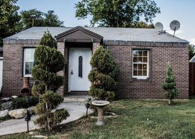 Fort Worth Single Family Home For Sale: 913 E Shaw Street