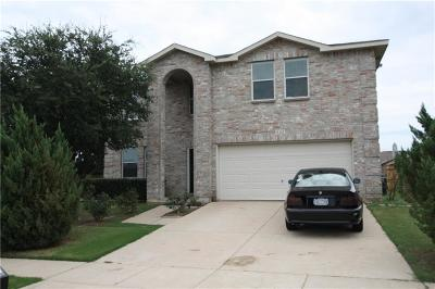 Arlington Single Family Home For Sale: 520 Travis Ranch Trail