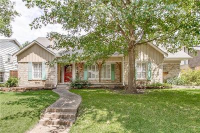 Dallas Single Family Home For Sale: 9507 Covemeadow Drive