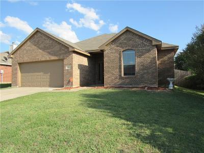 Alvarado Single Family Home Active Option Contract: 303 Stonegate Boulevard