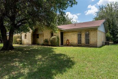 North Richland Hills Multi Family Home Active Option Contract: 7704 Mary Drive