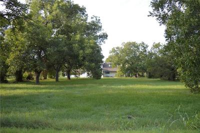 Tarrant County Residential Lots & Land For Sale: 7220 Dr Garrison Road