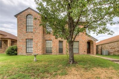 Mesquite Single Family Home For Sale: 1035 Thistle Drive