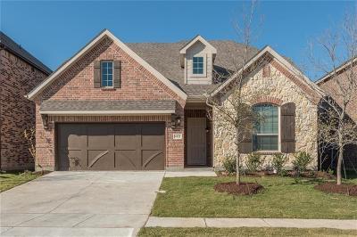 McKinney Single Family Home For Sale: 4112 Portola Drive