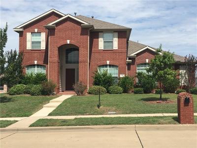 Glenn Heights Single Family Home Active Option Contract: 611 Azalea Drive