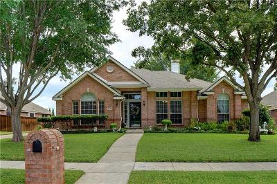 North Richland Hills Single Family Home Active Option Contract: 8116 Beverly Drive